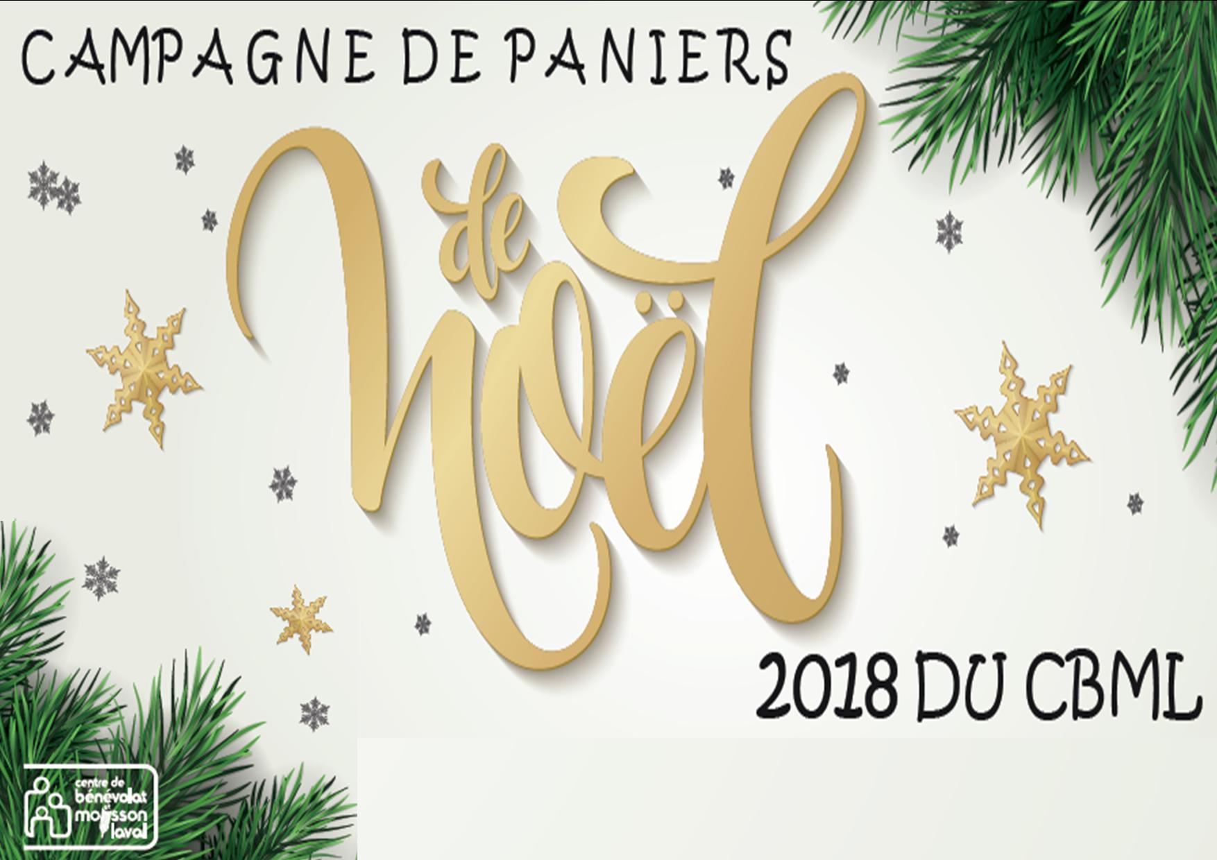 benevolat noel 2018 montreal Campagne de paniers de Noël – Centre de bénévolat & moisson Laval benevolat noel 2018 montreal