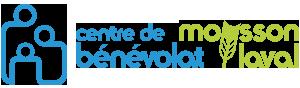 Centre de bénévolat & moisson Laval Logo