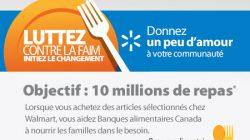 Waltmart Canada remet plus de 8000$ au Centre de bénévolat et moisson Laval, membre du réseau des Banques alimentaires du Québec