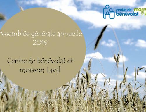 L'Assemblée générale annuelle du CBML 2019