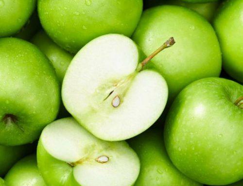 La pomme verte