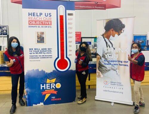 Lowe's Canada remet un total de plus de 2,1 millions de dollars à quelque 235 organismes héros au pays