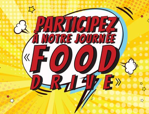 Food Drive 20 Mars 2021